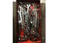 Mixed spanners tools