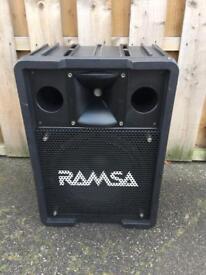 Ramsa (Panasonic) speaker