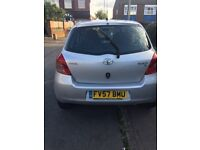 Toyota Yaris 1.5 57 plate. GREAT MILAGE.