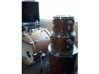 Sonor S Classix Drums