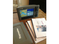 Raymarine C90W Widescreen Chartplotter & GPS
