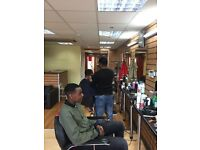 Afro/European Barber Wanted Busy Shop, Dagenham, Essex Immediate Start
