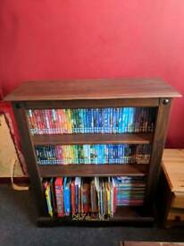 Bookcase (contents not included)