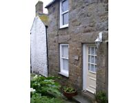 Mousehole Cornwall. Lovely two bedroom cottage. 30 yards from the beach and harbour