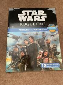 Star Wars/Marvel Activity Books BRAND NEW