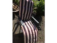 Lovely comfy garden chair