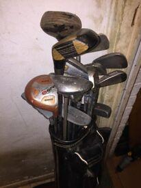 Golf Balls & Golf Equipment