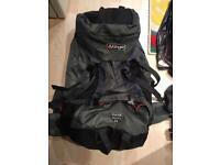 Vango rucksack Sherpa 60+10