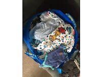 Baby boy clothes mixed bundle 0-24mths