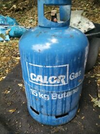 Calor Butane bottle. 15kg