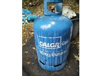 Calor Butane bottle. 15kg