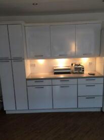 Kitchen units/appliances