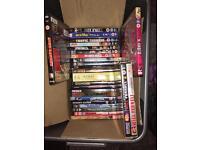 Job lot of DVDs 26+