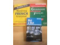 *BARGAIN: Pack of 3 new French books