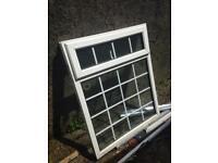 Double glazed window. 121x99cm