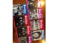 Beatles fan club monthlys