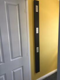 Modern coat hanger