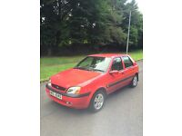 2002 Ford Fiesta 1.2 Freestyle Excellent Condition