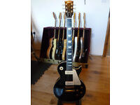 1991 Gibson Les Paul 40th Anniversary Model with new Lollar P90s