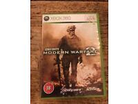 Xbox 360, Call of Duty: Modern Warfare 2 with map pack