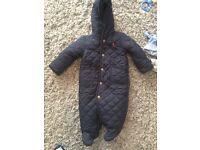 Ralph Lauren snow suit 6-9 month