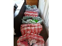 Baby and children's clothes bundle (girl)