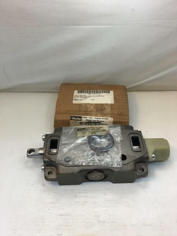 13893 Parker-Hannifin Directional Control Linear Valve 4-Way Valve New in Box