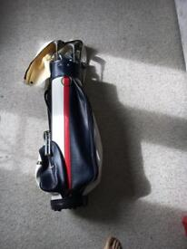 Cypress Point Golf Clubs and Bag