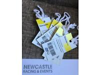 Newcastle Racecourse Tickets 23 December
