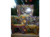Pokemon EX collection boxes NEW