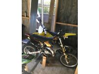 Suzuki rm 85 for swap for 125