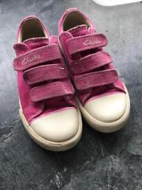 Girls Shoes From Clarks