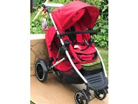 Phil & Ted Voyager Double Pushchair with Double Kit RRP £780
