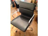 Black quality office chair
