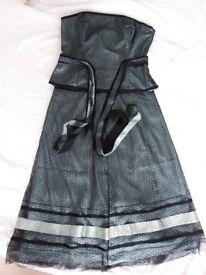 Coast dress, two piece sill size 14