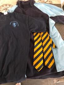 North Chadderton school pe shirts and tie