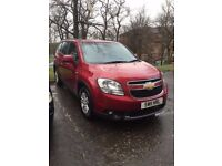 A family 7 seated car and low mileage - engine 1.6