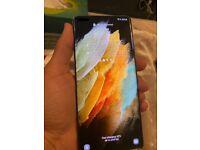 Brand new SAMSUNG GALAXY ULTRA S21 256gb Phone