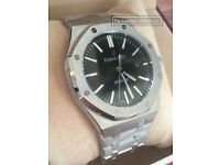 Audemars Piguet Royal Oak , 41mm, Swiss ETA, Black dial
