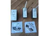 Edimax power line Ethernet system