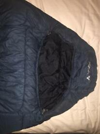 4 season sleeping bag - Mummy style - Vaude Sioux 1000 SYN