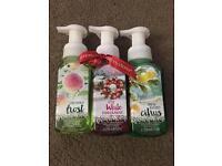 Bath & Body Works Foaming Hand Wash Set
