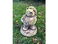 Grumpy troll Garden Ornament