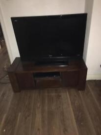Solid wood next mango tv unit
