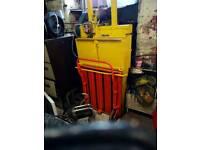Cardboard baler compactor 240 volts