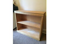 Wooden book shelf, excellent condition, looking to go ASAP