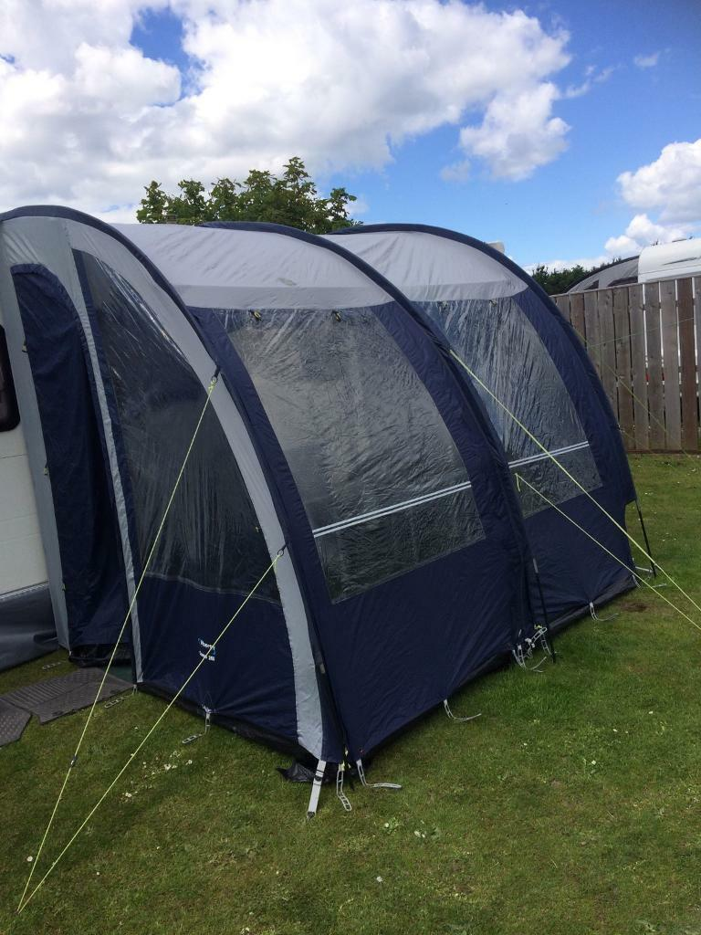 Caravan porch awning | in Woodlesford, West Yorkshire ...