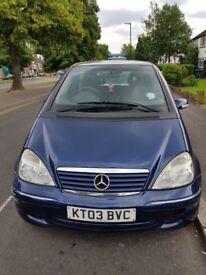 Vand Mercedes Benz A Class