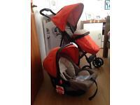 Greko Prams/Stroller/Car Seat