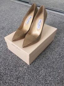 Genuine Jimmy Choo shoes Size 4